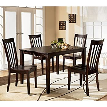 Amazon.com - Ashley D293-225 Stuman Rectangle Dining Room ...