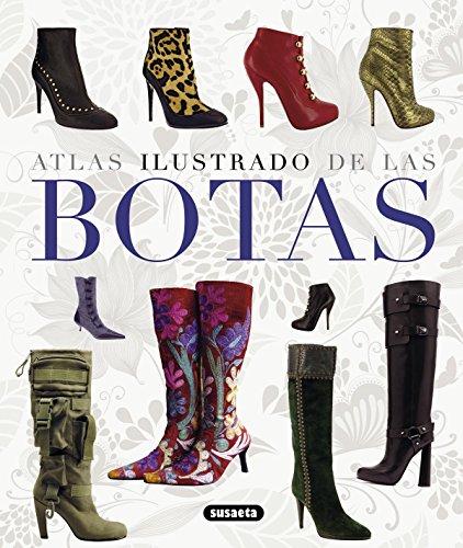 Descargar Libro Atlas Ilustrado De Las Botas Quinn Bradley