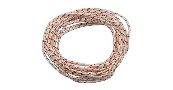 Amazon.com: Asequible piezas nueva cuerda de arranque de ...
