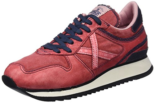 Munich Azul Multicolor 041 Adulto NOU Unisex Rojo Zapatillas wOTqAxa