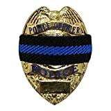 Thin Blue Line Mourning Band TBL-MBAND-TBL