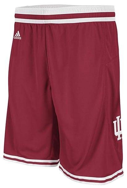 60c12a5f676 Indiana Hoosiers Youth Replica Basketball Shorts - Crimson , Youth Medium