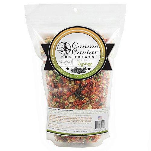 Canine Caviar Pet Foods Inc. canine Caviar Synergy Vegetable Mix 2.5lb, 1Piece (Canine Caviar Pet Food)