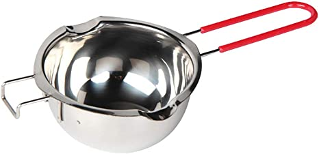 Universal Stainless Chocolate Butter Melting Pot Pan Home Kitchen Milk Bowl Double Boiler