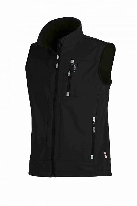 cmp giacca softshell uomo nero schwarz xxxl nero nero xxl