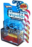 Hot Wheels 2008 Connect Cars Series 1:64 Scale Die Cast Car with Display Case #50 of 50 - Hawaii Blue Dune Buggy Meyers Manx