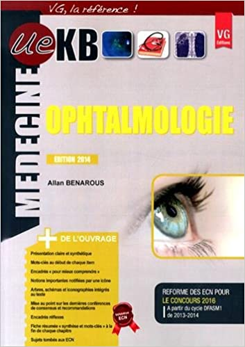 kb ophtalmologie