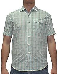 Tommy Bahama Mens Light Weight Silk, Summer Camp Shirt S Multicolor