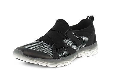 Vionic Women's Dash Slip-On Sneaker Navy Light Blue 7.5 W bXIq8wB