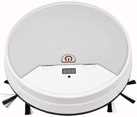 Robot recogedor de suelo con mando a distancia, depósito de agua, barredora y aspirador automática.: Amazon.es: Hogar
