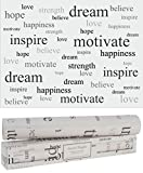 Scentennials Positive Thoughts (6 Sheets) Scented