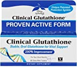 EuroPharma (Terry Naturally) Clinical Glutathione - 60 Sublingual Tablet - Glutathione (Packof 2)