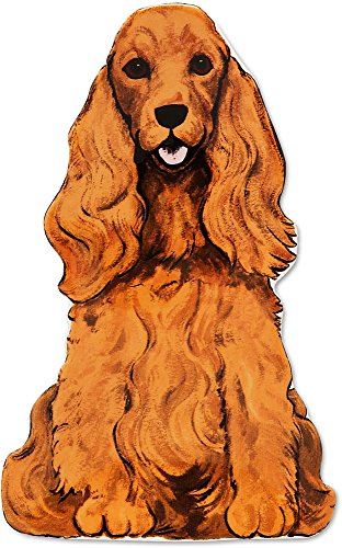 Rescue Me Now Cocker Spaniel Spoon Rest7-1/4-Inch