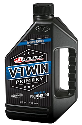 (Maxima Racing Oils 40-04901 V-Twin Mineral Engine Oil - 32 fl. oz.)