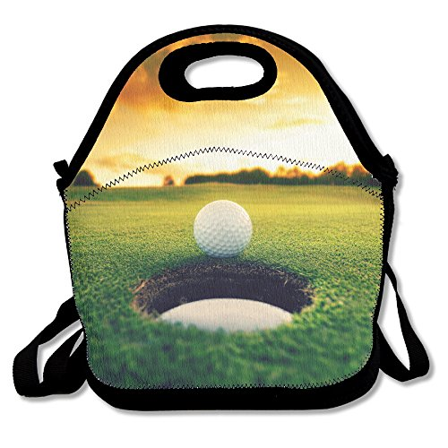 Golf Bag Lunch Box - 6