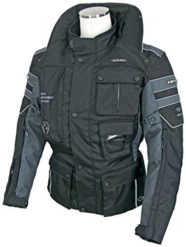 Hit aire motorrad-2 Enduro Airbag chaqueta (negro): Amazon.es: Coche y moto