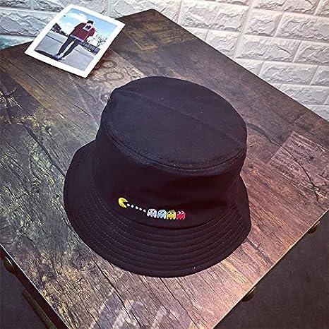 Jiadi Unisex Foldable Bucket Hat Festival Accessory Outdoor Sun Protection Sun Cap