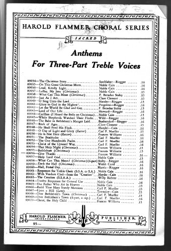 Give Thanks Music Sheet - 9