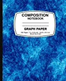 img - for Graph Paper Notebook: Blue Marble,Graph Paper Notebook, 7.5 x 9.25, 160 Pages For for School / Teacher / Office / Student Composition Book book / textbook / text book
