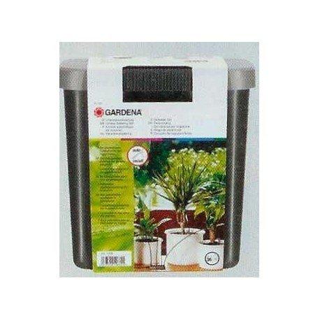 Gardena - GARDENA - Arrosoir automatique de vacances pour plantes en pots + réservoir