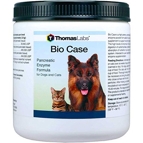 Thomas Labs Bio Case Powder (2.2 lb) by Thomas Labs