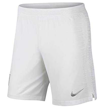 07c5f1784fb94 Amazon.com : Nike 2018-2019 England Away Vapor Match Shorts (White ...
