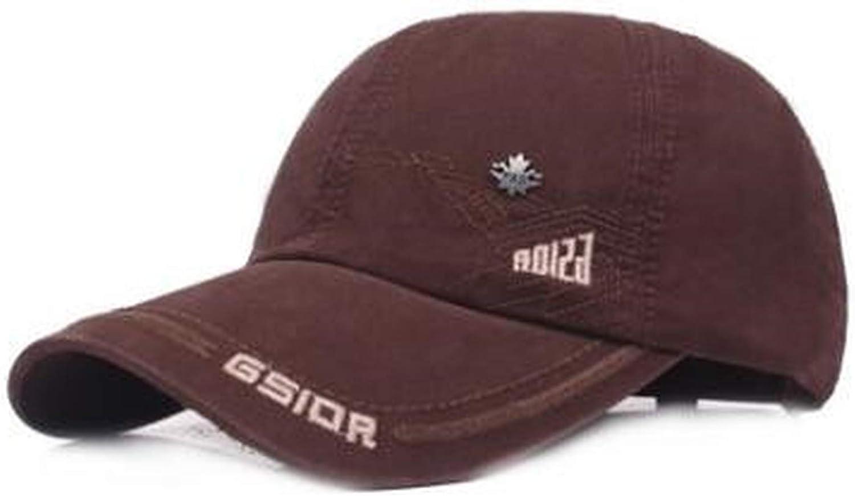 100/% Cotton Material Baseball Caps Adjustable Size Male Bone Snapback Letter Big Eaves Visor Cap Dads Hat