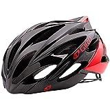Giro Savant MIPS Road Cycling Helmet Matte Vermillion/Flame Fade Large (59-63 cm)