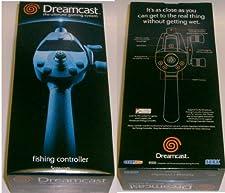 DC Fishing Controller Orignal Sega