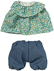 """Manhattan Toy Wee Baby Stella Garden Play Baby Doll Clothes for 12"""""""