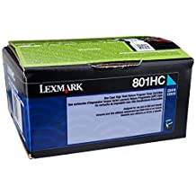 Cx410/510 Cyan High Yield Return Program Toner Cartridge