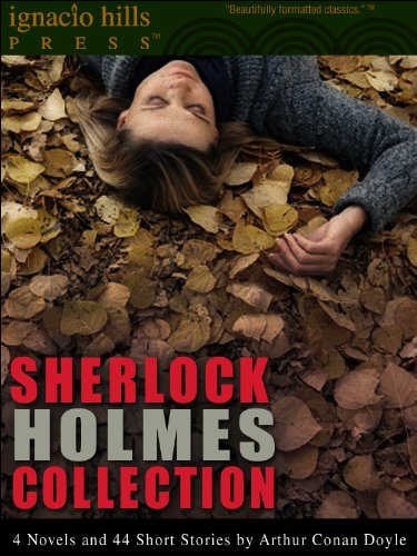 Bargain eBook - A Sherlock Holmes Collection