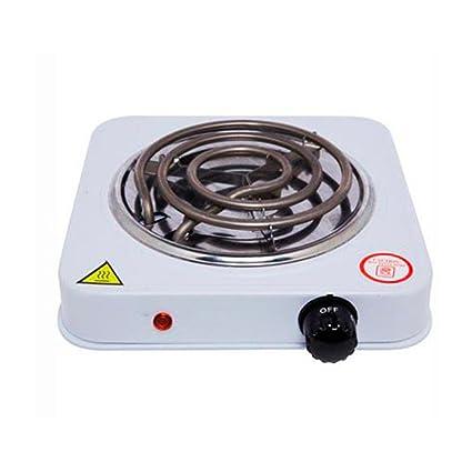 Hornillo eléctrico para carbón de Shisha / Cachimba Hot Plate JX-1010B (1000W)