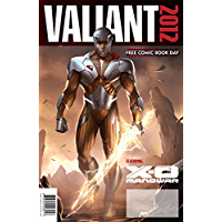 Valiant 2012: FCBD (Valiant 2012: Free Previews!) (English Edition)