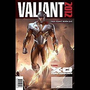 Valiant 2012: FCBD (Valiant 2012: Free Previews!)