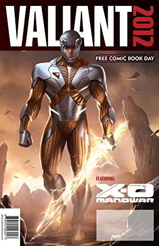Valiant 2012: FCBD (Valiant 2012: Free Previews!)