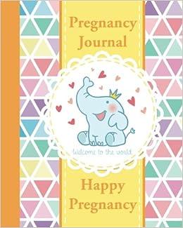 amazon com pregnancy journal happy pregnancy organizer record
