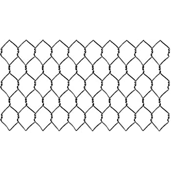 Amazon.com : 304 Stainless Steel 22 Ga. Chicken Poultry Wire Fence ...