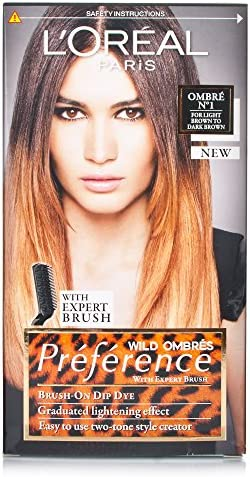 LOreal Preference salvaje Ombres Ombre No.1