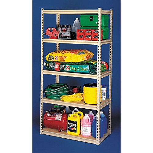 Boltless Particle Board Shelving - 7