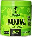 Muscle Pharm Arnold Schwarzenegger Series Iron Pump Pre-Workout Formula, Watermelon, 6.35 Ounce
