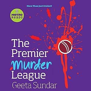 The Premier Murder League Audiobook