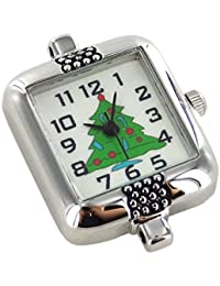 Linpeng 2039-T Christmas Tree Watch Face, 1