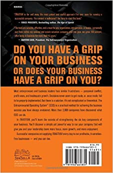 Traction: Get a Grip on Your Business: Gino Wickman