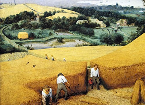"Chamberart 1000 piece Premium Jigsaw Puzzles ""The Harvest"" A-1055"