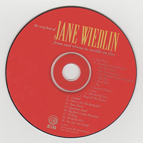 Amazon.com: The Very Best of Jane Wiedlin: From Cool Places ...