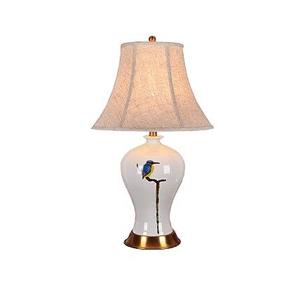 Amazoncom Hlj Creative Living Room Study Desk Lamp Modern Chinese