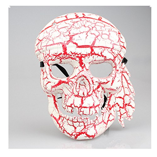 [primerry Halloween (pirate Skeletons) Terrorist Masks,Creepy Scary or Funny Mask for Costume party or Cosplay] (Terrorist Costumes)