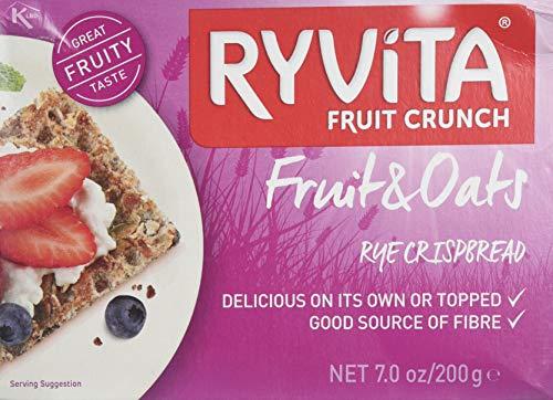 Ryvita Fruit And Seed Crunch Crispbread