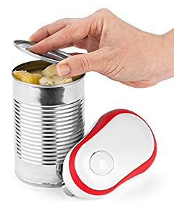 Bartelli Soft Edge Automatic Electric Can Opener – I had to give three reviews. I bought one